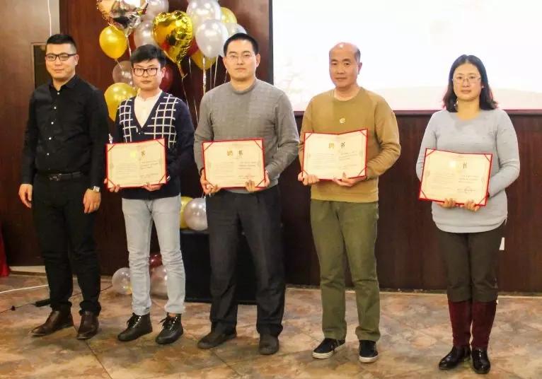 天津各大高校學生創業負責人代表授予證書.jpg